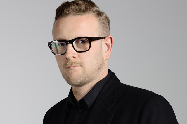 Cyrus Vantoch-Wood: joins Naked Communications to lead its UK creative team