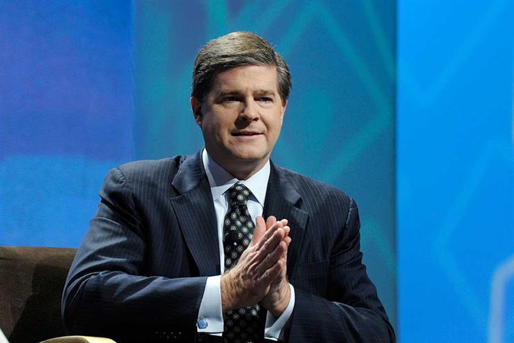 John Stratton, president of Verizon