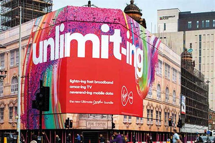 Manning Gottlieb OMD: retained Virgin Media business in 2019