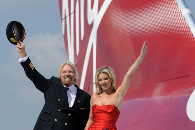Virgin founder Sir Richard Branson eyeing cruises sector