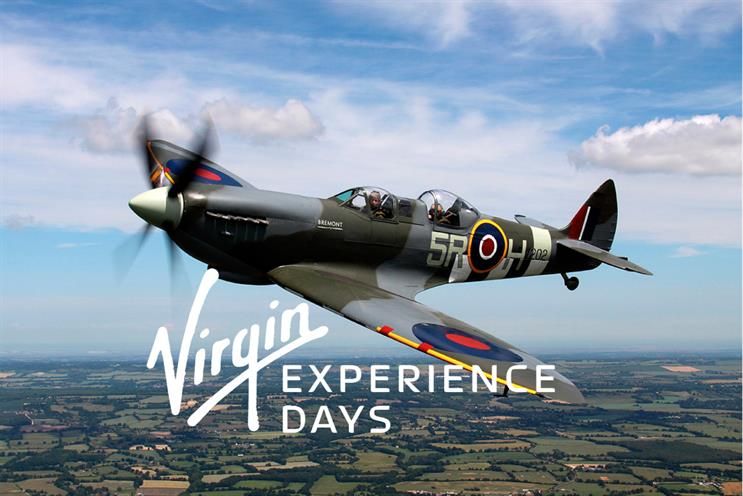 Virgin Experience Days: TV ad will launch this year