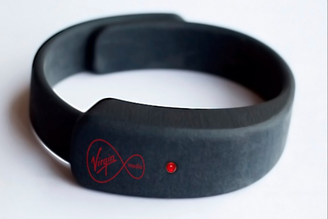 Virgin Media: KipstR is a sleep activated remote control that measures the wearer's pulse