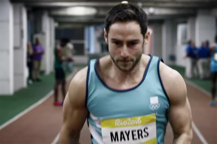 Visa releases beating heart Olympics ad