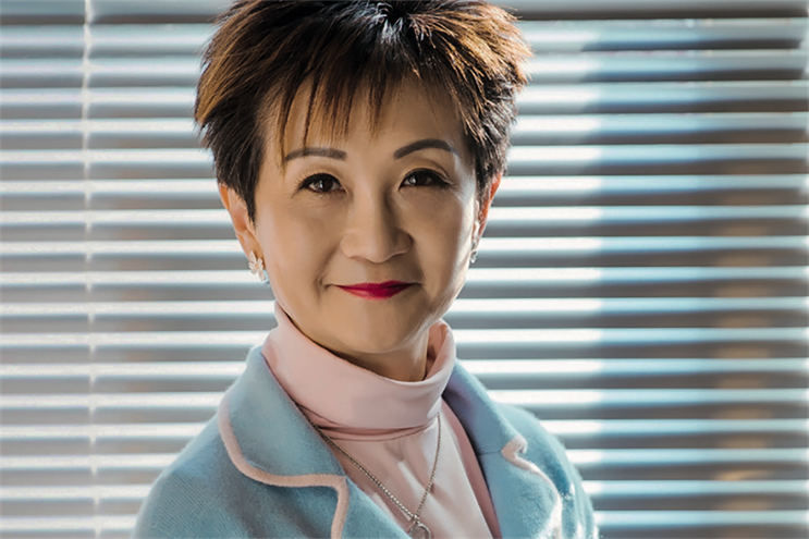 Viveca Chan, chairman and CEO, WE Marketing Group