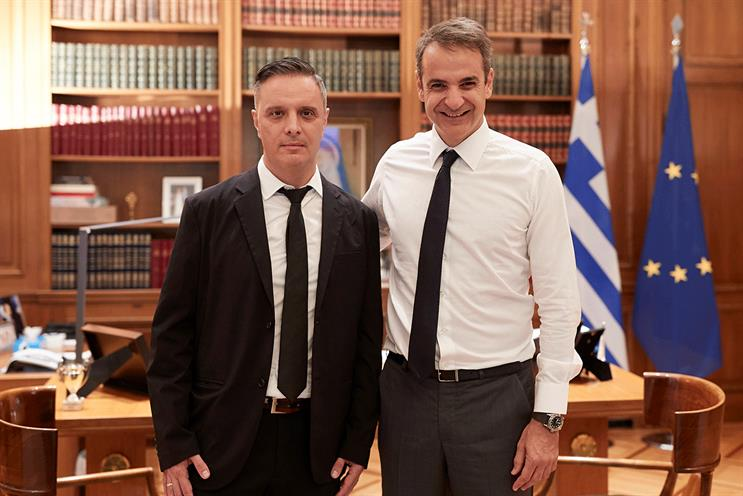Greece: Vranakis and Mitsotakis