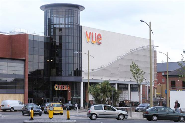 Vue: also seeks design agency