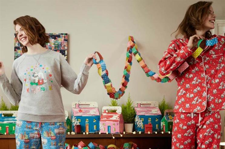 Crafts and parties planned for Cath Kidston's Christmas campaign