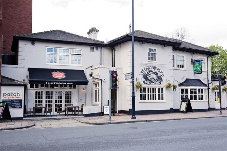 Fuller's Inns gives Harlequins rugby fans the chance to get up close with players