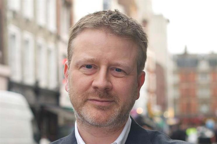 Airspace's Ian Malone talks brands and proximity marketing