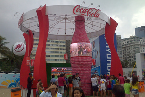 Coca-Cola came out on top in Brazil, says Imagination's Simonet
