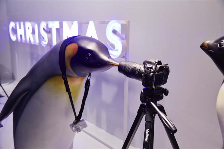 Monty the Penguin to come to life at John Lewis stores