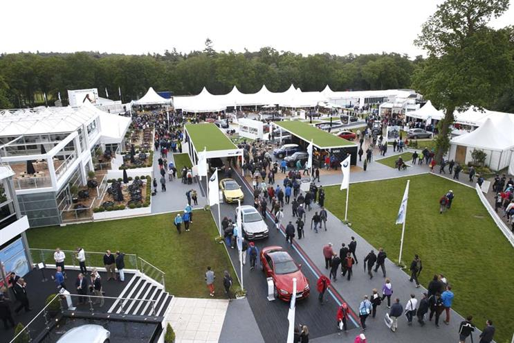 TRO reappointed for BMW's PGA sponsorship activity