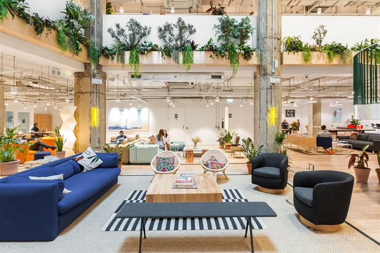 WeWork: Covid-19 has meant lower occupancy levels