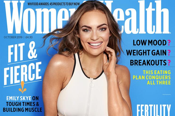 Women's Health: owner Hearst wants to highlight Power of Positivity research