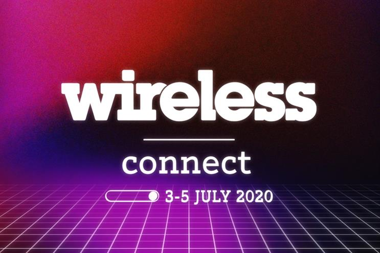 Wireless: performances will be filmed in London and LA