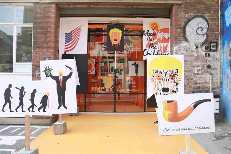 W&K: Rodriguez exhibition