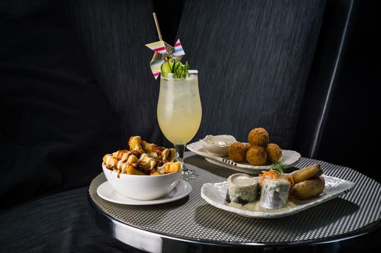 W London - Leicester Square will serve Dutch-inspired food and cocktails