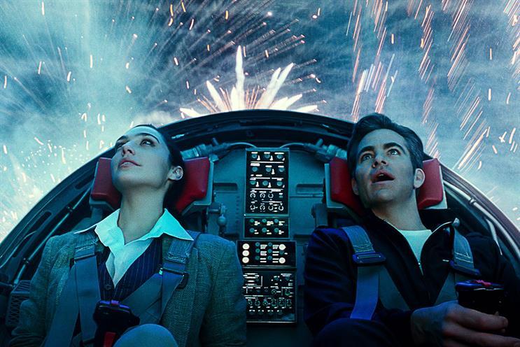 Hideaway Cinema: Warner Bros. film Wonder Woman 1984 will be screened