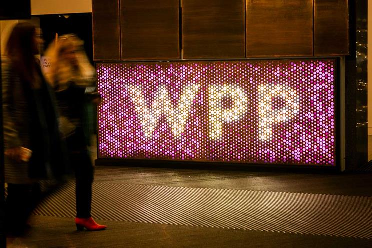 WPP: revenue less pass-through costs reached £2.4bn in Q1