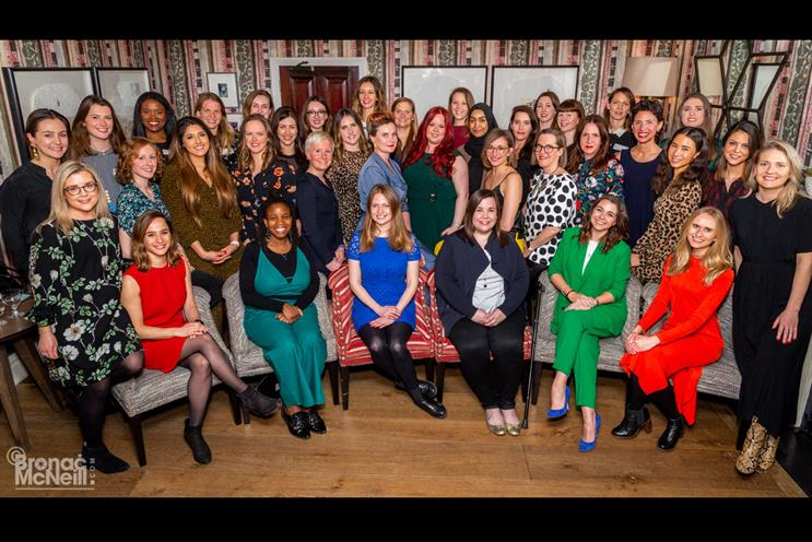 Wacl Future Leaders Award: 2019 winners (picture credit: Bronac McNeill)