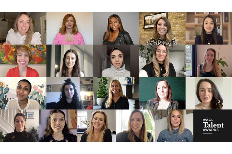 Wacl Talent Awards: winners will receive bursaries to fund a training course