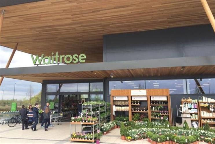 Waitrose: operating profits fell 23% to £237.4m in 2014