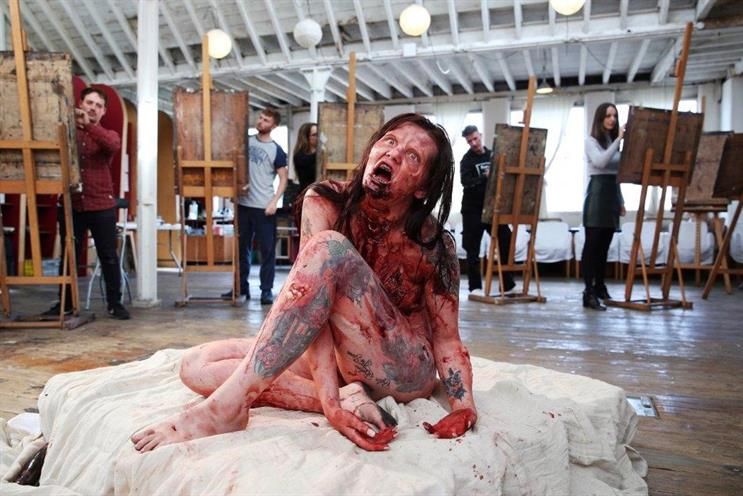 The Walking Dead brings undead to life at immersive exhibition