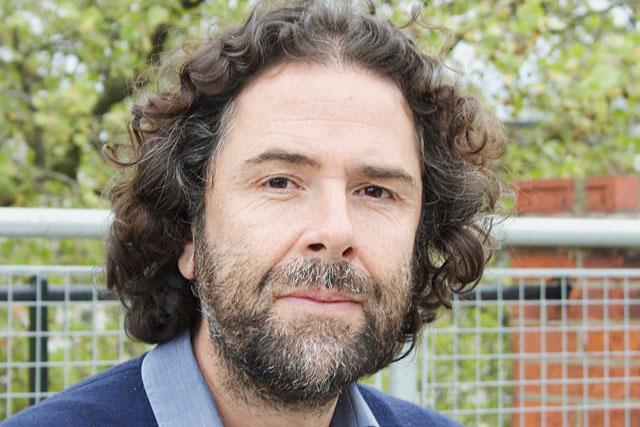 Steve Wallington: joins Drum as executive creative director