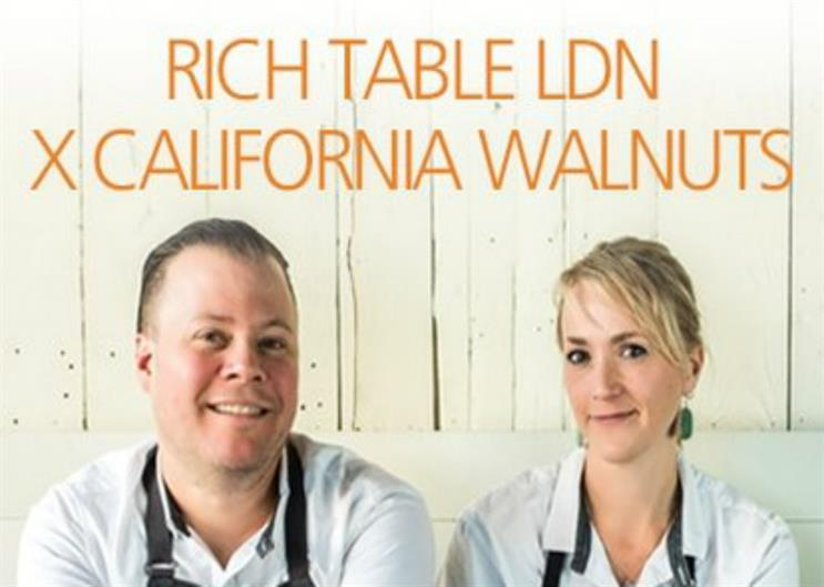Chefs Evan and Sarah Rich of Michelin-starred Rich Table
