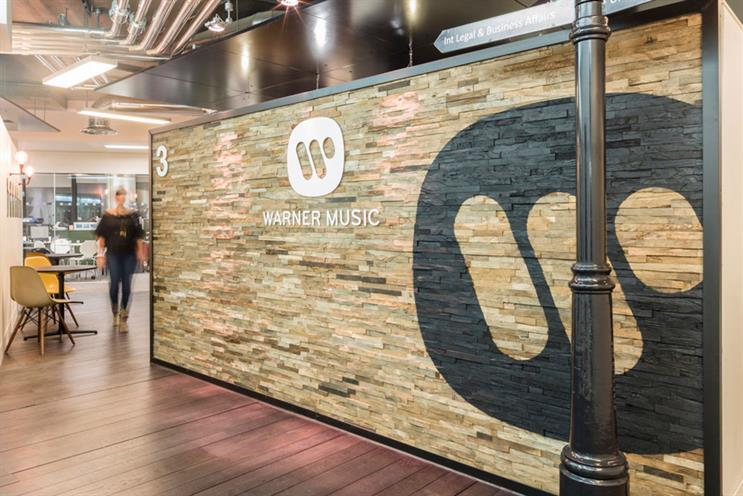 Warner Music UK appoints the7stars
