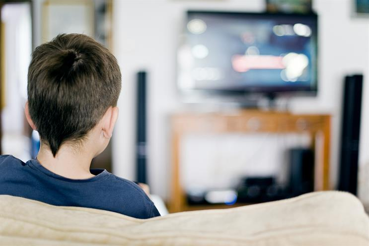 Children spending less time watching TV, Ofcom finds