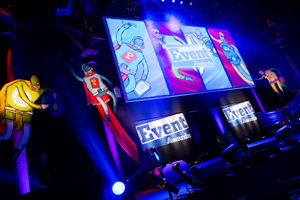 The winners have been revealed for the Event Awards 2013