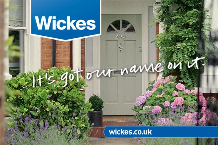 Wickes: replaced MWO