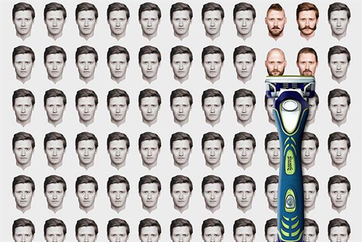 "Wilkinson Sword's ""break the routine"" by JWT: shortlisted in the Health & Beauty category"