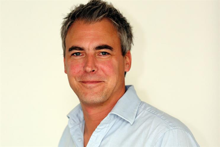 Will Hattam: the chief marketing officer at Archant