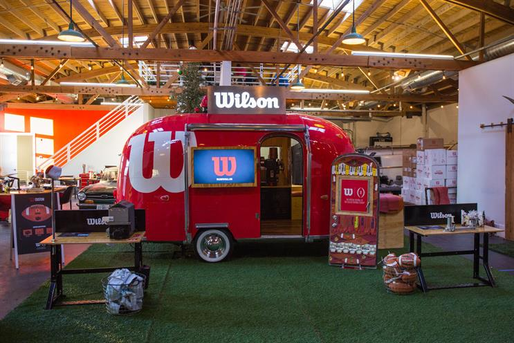 Wilson tours US with museum experience