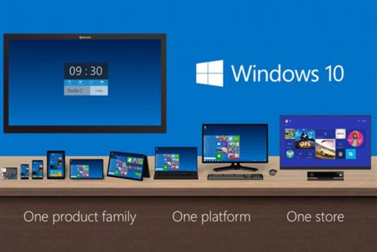 Windows 10: Microsoft 'taking bold steps' with its new OS