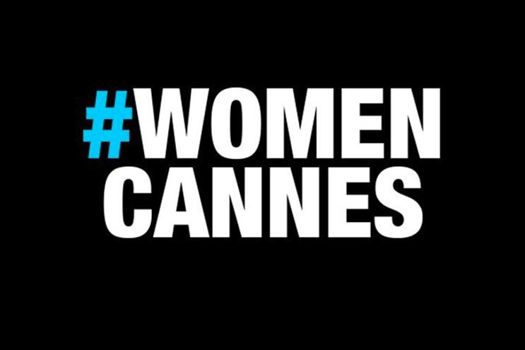 #WomenCannes calls for women to wear black at Cannes Lions