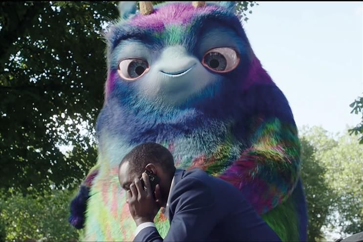 The buzz: DWP in hot water over furry monster ad