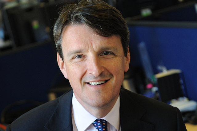 Jerry Wright: chief executive of ABC