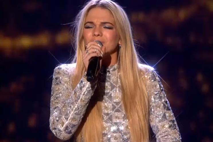 Louisa Johnson: won The X Factor