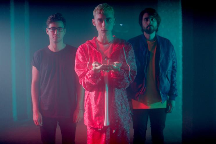 Years & Years: the band is promoting its new album on Channel 4 on Friday