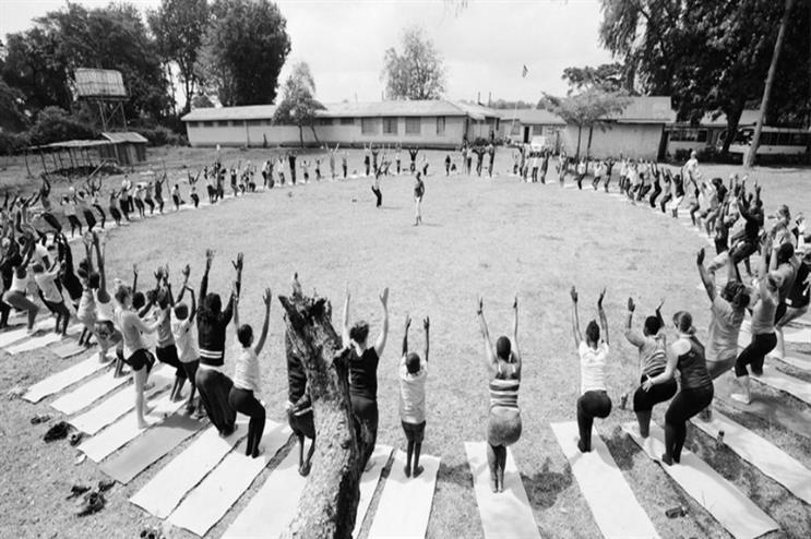 Lululemon Athletica to host yoga event
