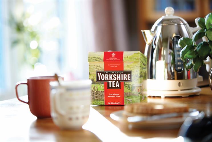Yorkshire Tea: partnering International Venue Week