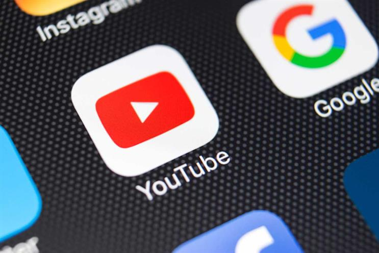 YouTube: generated $4.72bn in ad revenue in final quarter