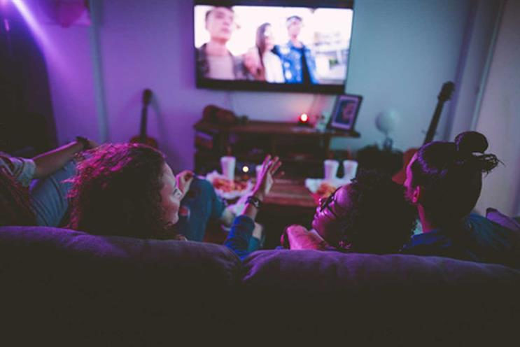 TV viewing among 15-34s: down from last year