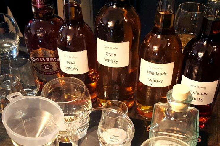 The pub chains will host a series of whisky events from January until March (@YoungsPubs)