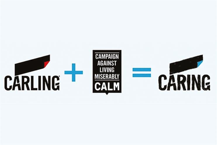 Zenith: Publicis Groupe agency created successful Carling and CALM campaign