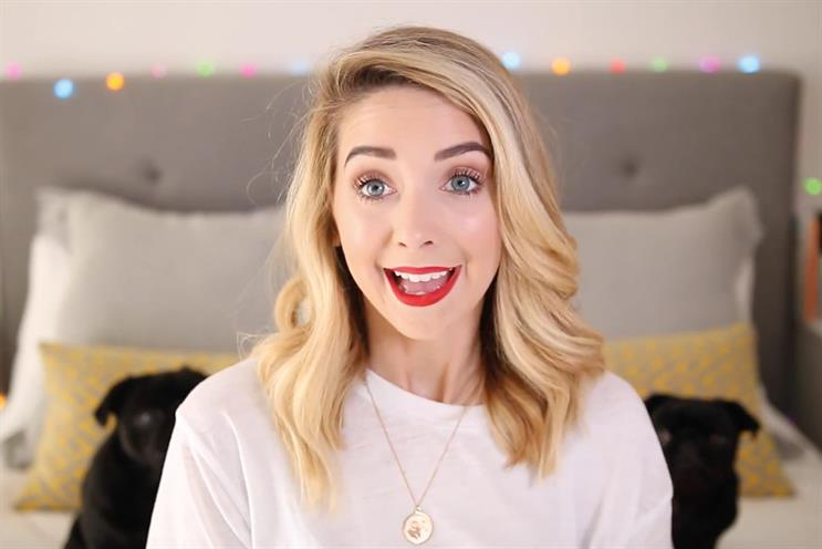 Zoella: ISBA wants to standardise the way brands and social influencers form partnerships