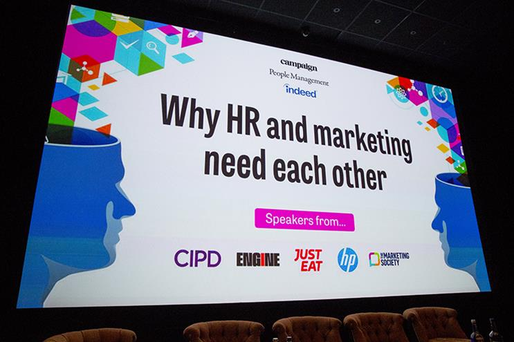 What Marketing can learn from HR: Big Questions Live